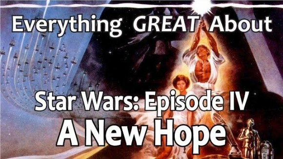 CinemaWins - Everything great about star wars: episode iv - a new hope!