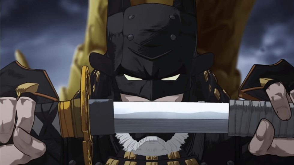 Zwaardduel tussen Batman en Joker in trailers 'Batman Ninja'