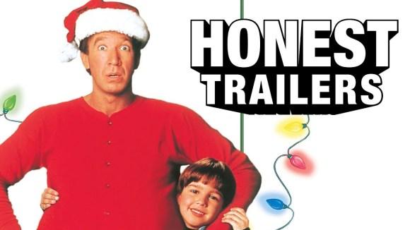 ScreenJunkies - Honest trailers - the santa clause