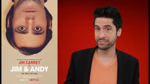 Jeremy Jahns - Jim & andy: the great beyond - movie review