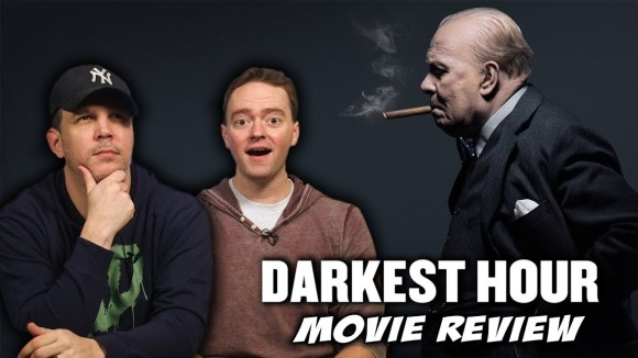 Schmoes Knows - Darkest hour movie review