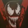 Eerste brute poster 'Venom' met Tom Hardy!