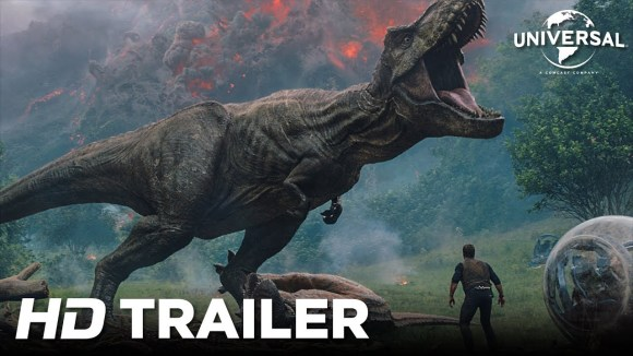 Jurassic World: Fallen Kingdom - Trailer