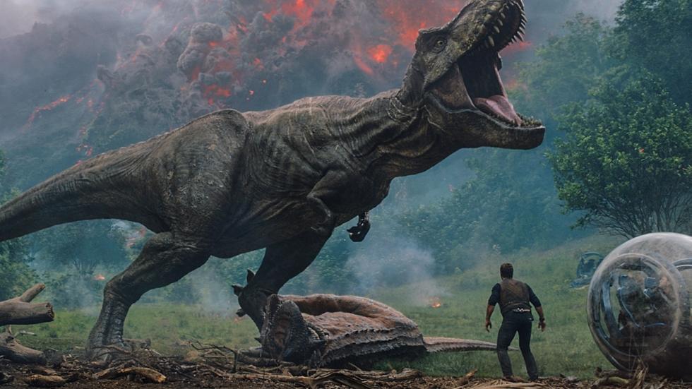 Trailer beter bekeken: 'Jurassic World: Fallen Kingdom'