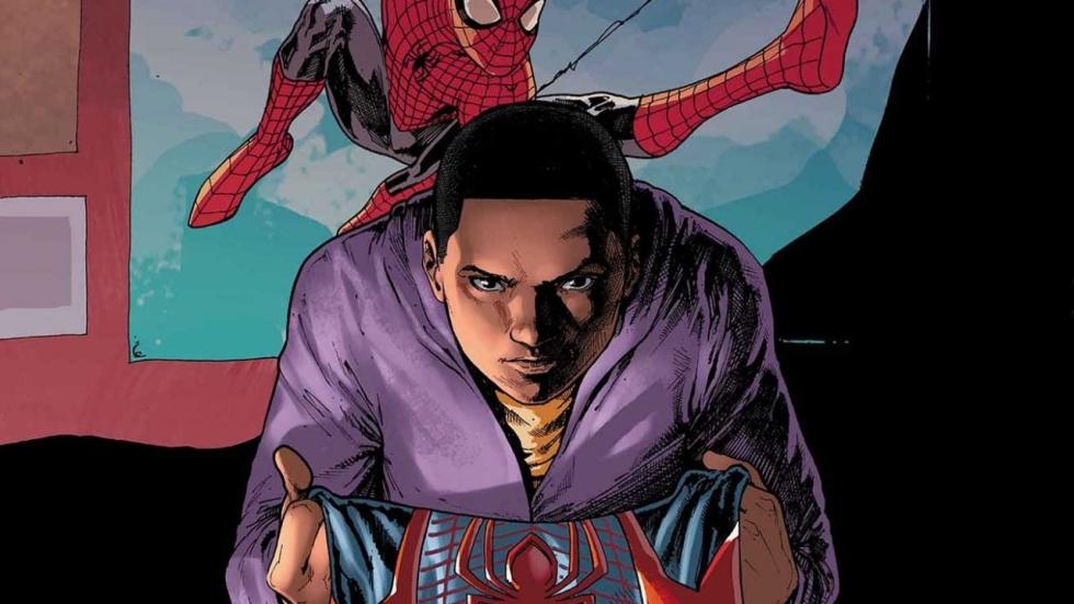Sony Pictures maakt officieel 'Spider-Man' animatiefilm met Miles Morales!