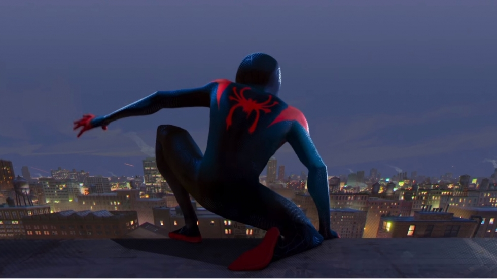 Teaser trailer 'Spider-Man: Into The Spider-Verse' is buitengewoon afwijkend