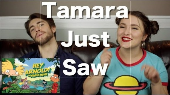 Channel Awesome - Hey arnold!: the jungle movie - tamara just saw