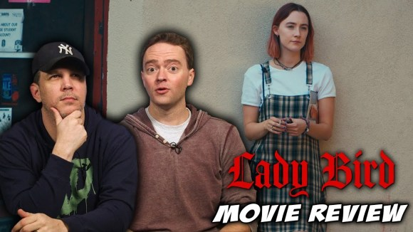 Schmoes Knows - Lady bird movie review