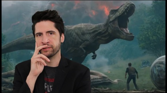 Jeremy Jahns - Jurassic world: fallen kingdom - trailer review