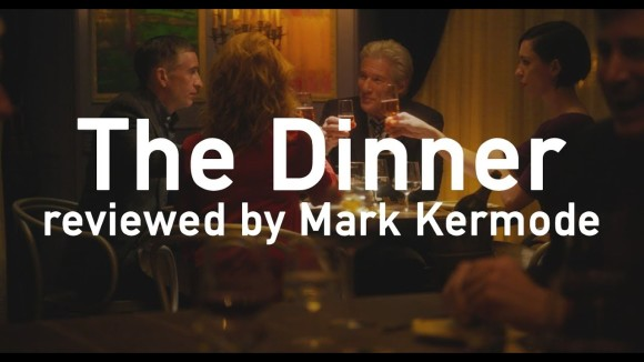 Kremode and Mayo - The dinner reviewed by mark kermode