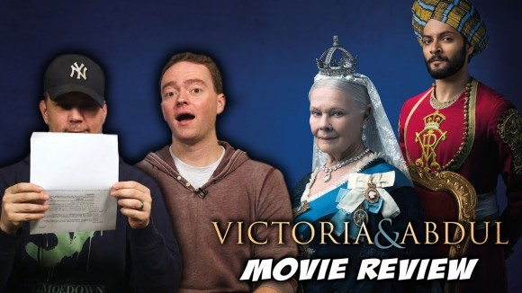 Schmoes Knows - Victoria & abdul movie review