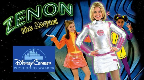 Channel Awesome - Zenon 2: the zequel - disneycember