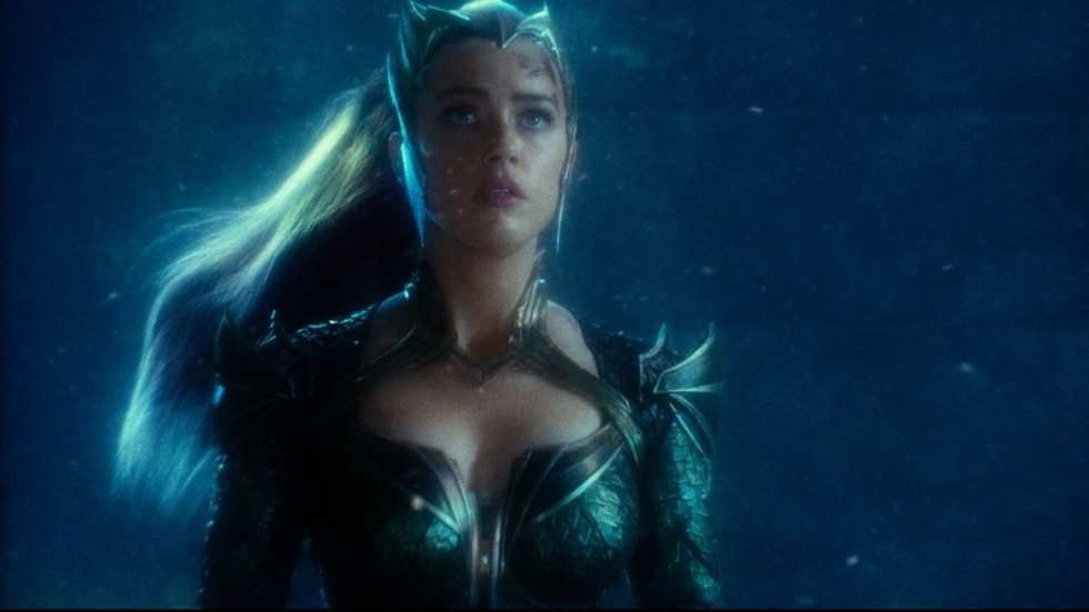 Amber Heard niet blij met J.K. Rowling in 'Johnny Depp-affaire'