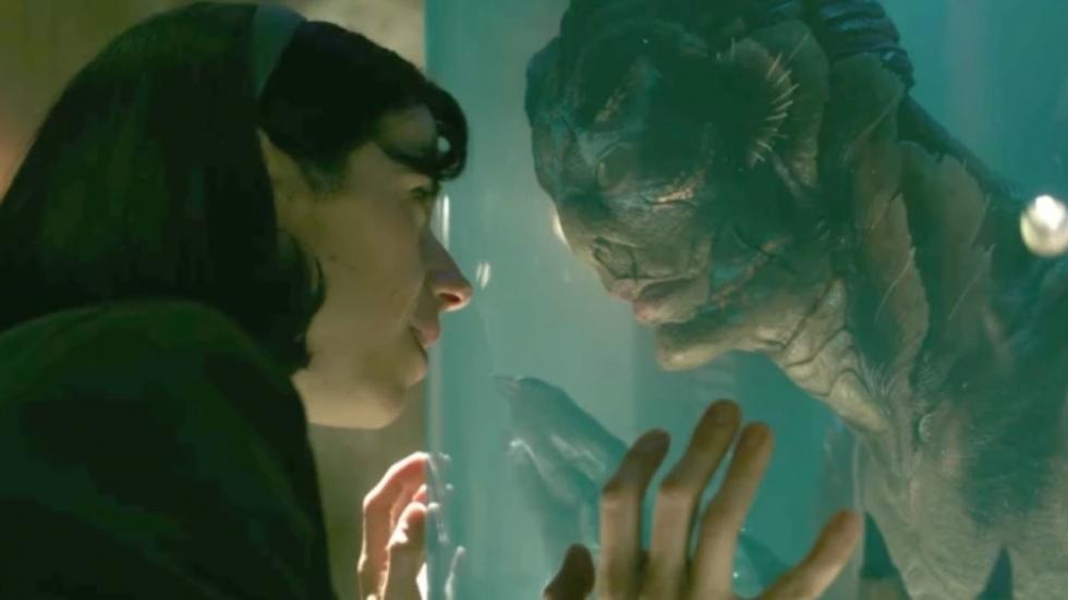 Golden Globes: Del Toro's 'The Shape of Water' pakt flink wat nominaties