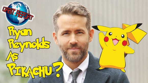 Channel Awesome - Ryan reynolds as pikachu - orbit report