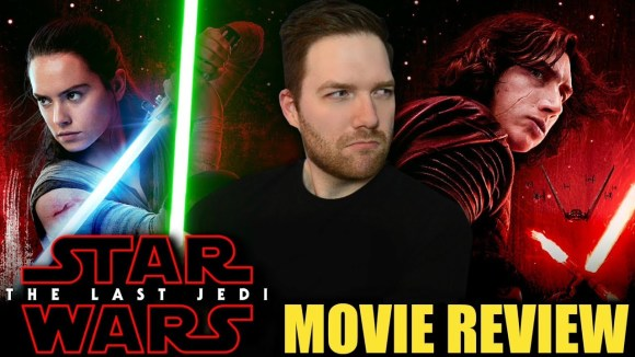 Chris Stuckmann - Star wars: the last jedi - movie review