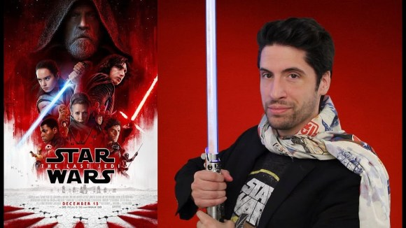 Jeremy Jahns - Star wars: the last jedi - movie review