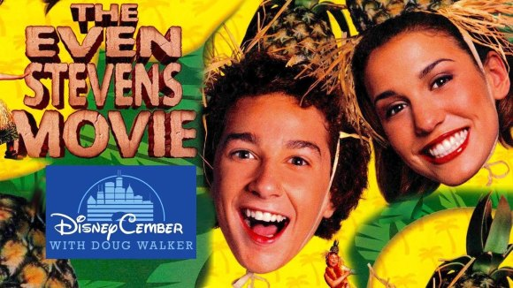 Channel Awesome - The even stevens movie - disneycember