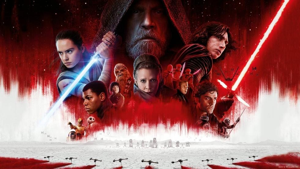 George Lucas erg positief over 'Star Wars: The Last Jedi'