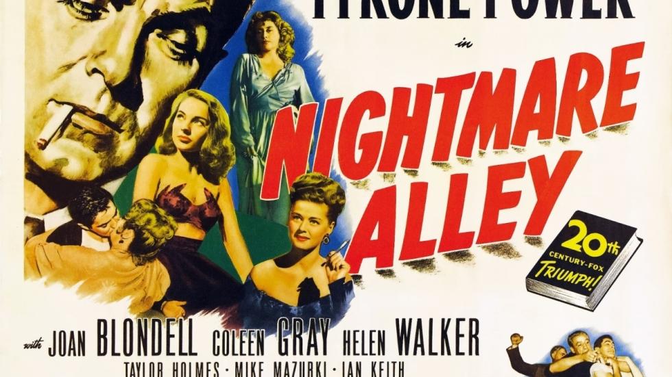 Guillermo Del Toro maakt remake film noir 'Nightmare Alley'