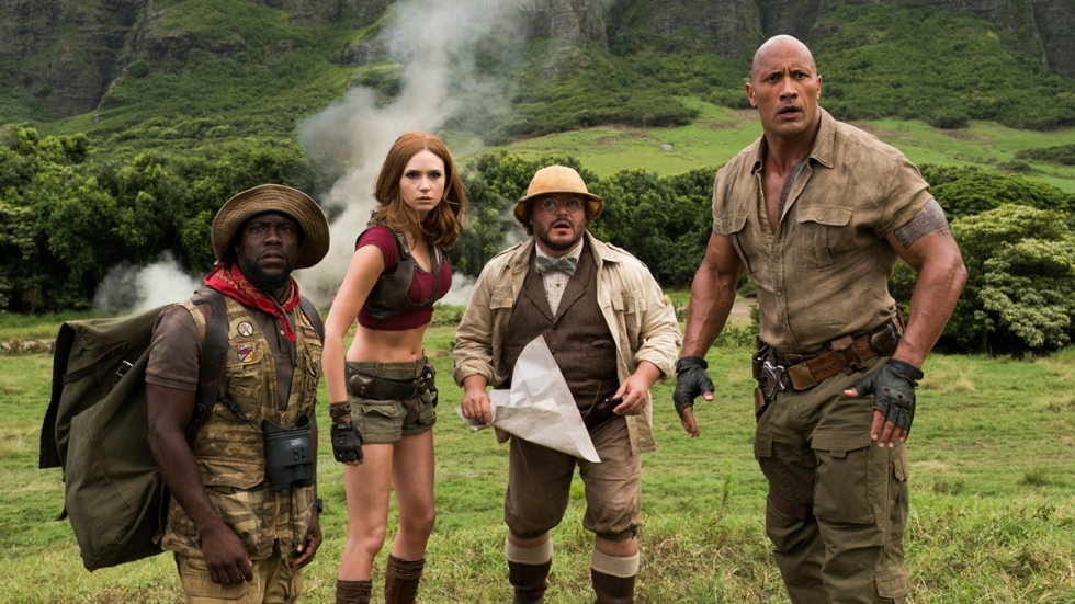 Alles over 'Jumanji: Welcome to the Jungle'