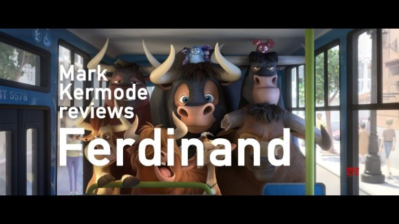 Kremode and Mayo - Ferdinand reviewed by mark kermode