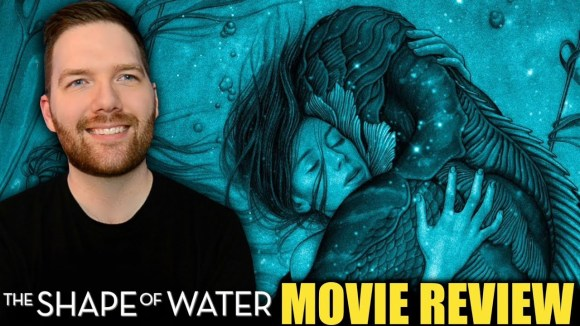 Chris Stuckmann - The shape of water - movie review