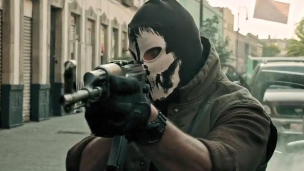 Brute teaser trailer 'Sicario 2: Soldado'!!