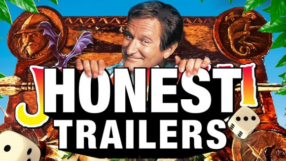 ScreenJunkies - Honest trailers - jumanji