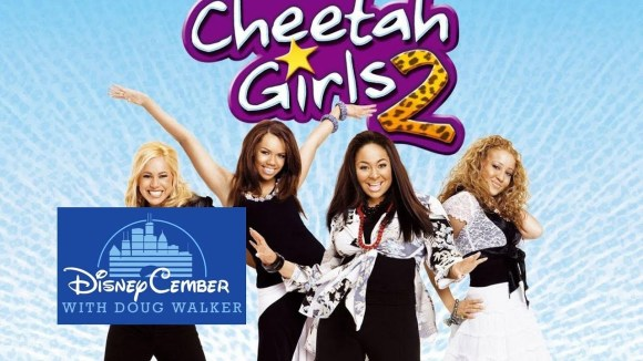 Channel Awesome - The cheetah girls 2 - disneycember