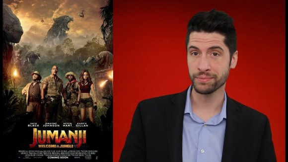 Jeremy Jahns - Jumanji: welcome to the jungle - movie review