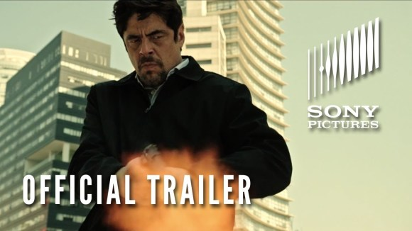 Soldado - official teaser trailer