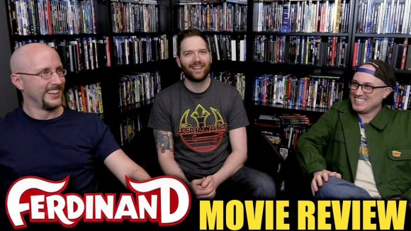 Chris Stuckmann - Ferdinand - movie review