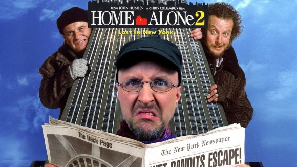 Channel Awesome - Home alone 2: lost in new york - nostalgia critic