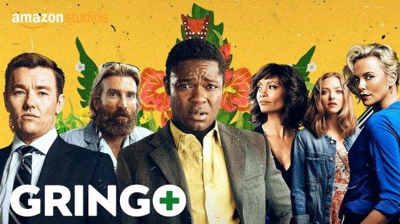Gringo - Green band trailer