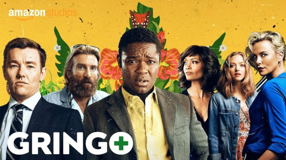 Gringo - Red Band trailer