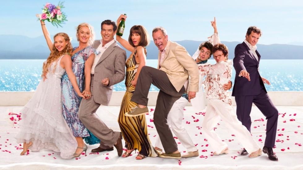 Eerste trailer en poster 'Mamma Mia: Here We Go Again!'