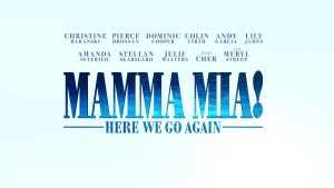 Mamma Mia! Here We Go Again (2018) video/trailer