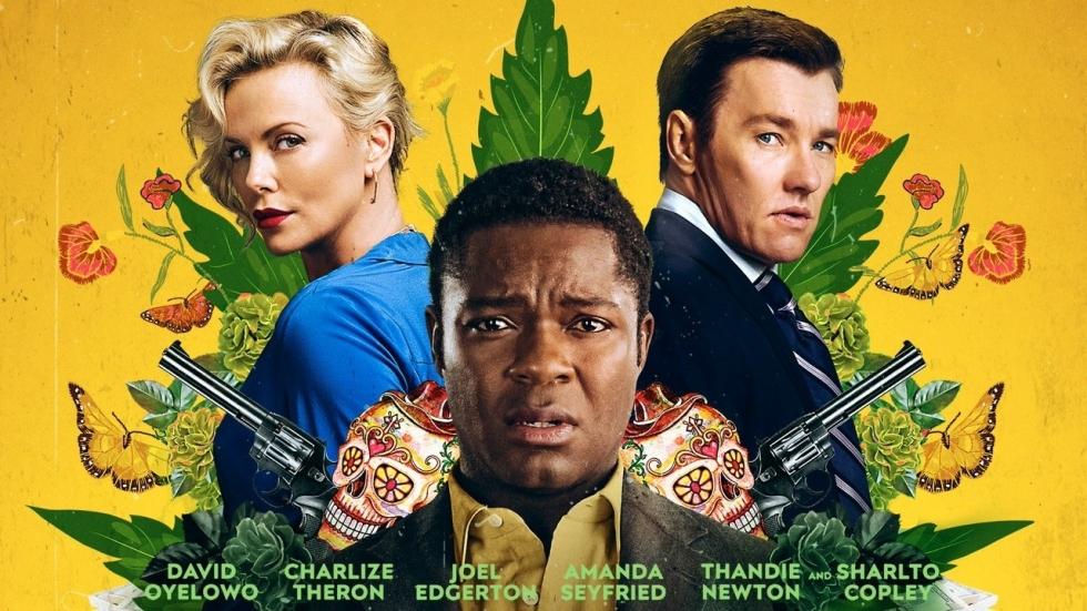 David Oyelowo, wietpillen & een Mexicaans drugskartel in komische trailer 'Gringo'
