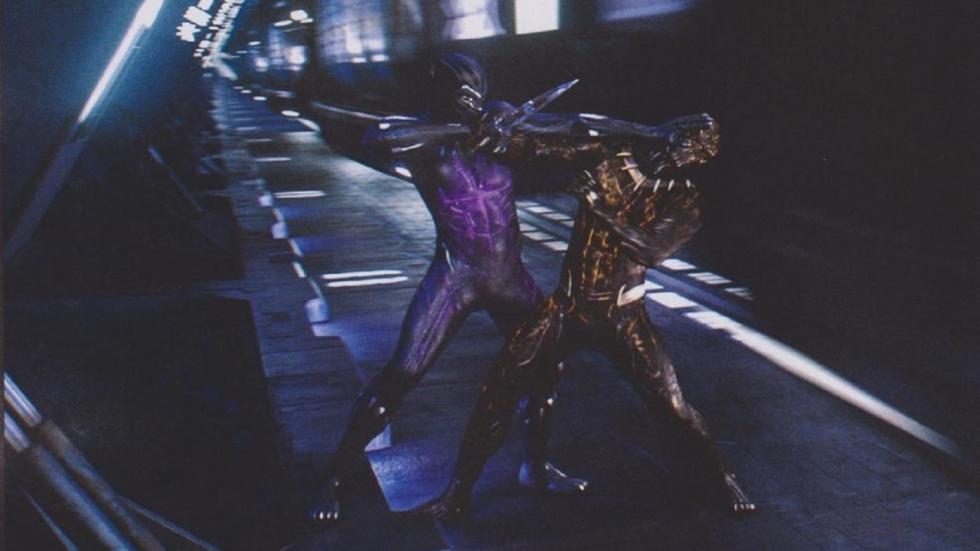 Veel foto's uit Marvels volgende: 'Black Panther'