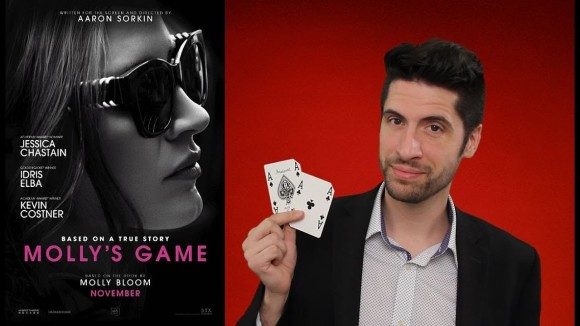 Jeremy Jahns - Molly's game - movie review