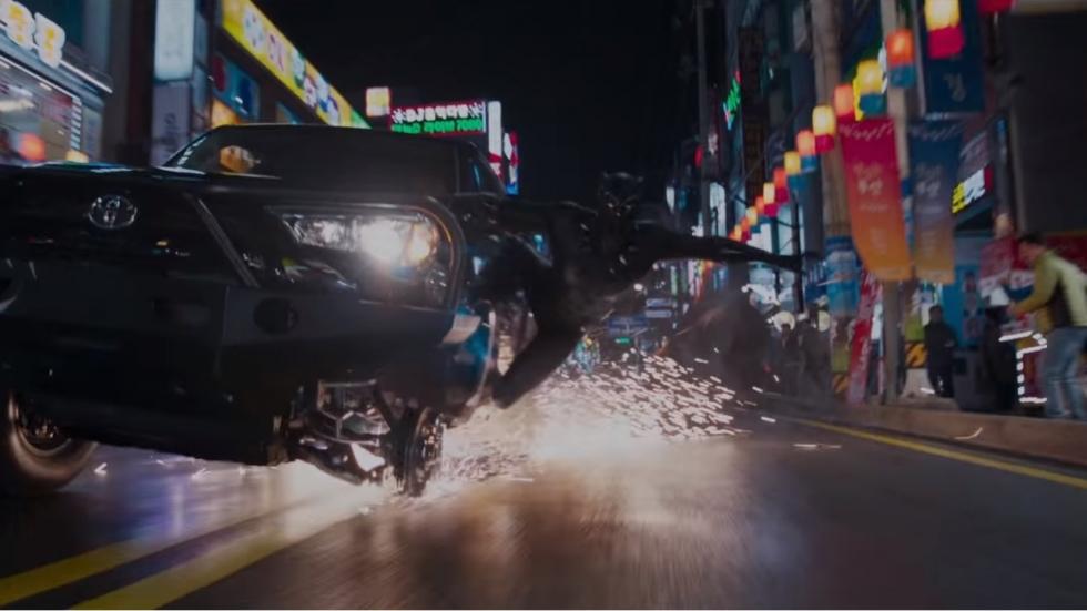 De koning pakt de macht in 'Black Panther' tv-trailer