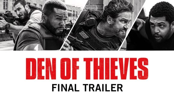 Den of Thieves - Final Trailer