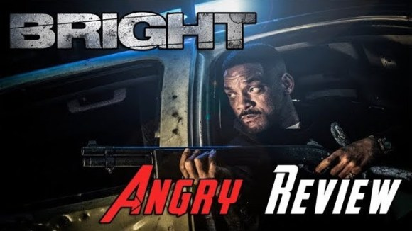AngryJoeShow - Bright angry movie review