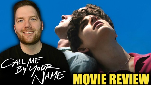 Chris Stuckmann - Call me by your name - movie review