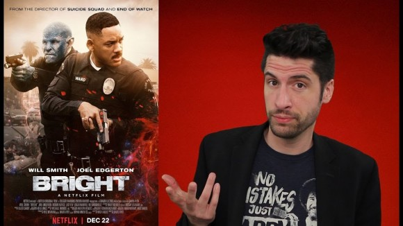 Jeremy Jahns - Bright - movie review