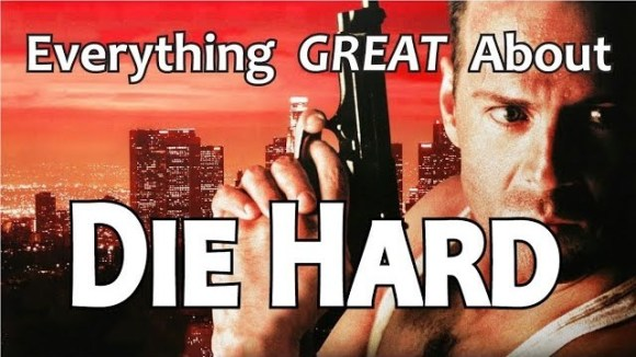 CinemaWins - Everything great about die hard!