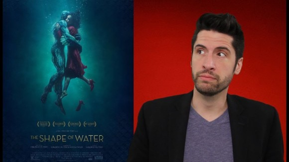 Jeremy Jahns - The shape of water - movie review