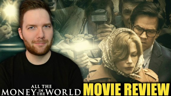 Chris Stuckmann - All the money in the world - movie review