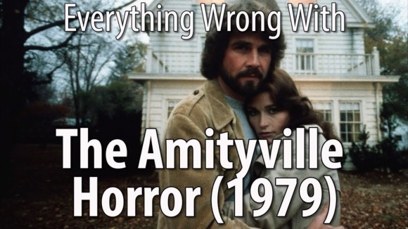 CinemaSins - Everything wrong with the amityville horror (1979)